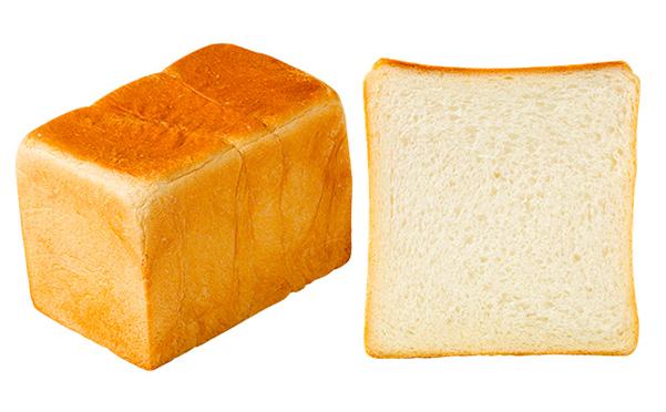 角型食パンの画像
