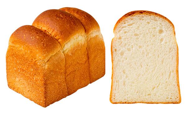 山型食パンの画像